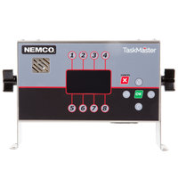 Nemco 2550-8 TaskMaster Digital 8 Channel Commercial Kitchen Countdown Timer