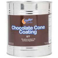 Chocolate Ice Cream Shell Dip - #10 Can