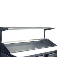 Continental Refrigerator SOS60 60 inch x 16 inch Single Overshelf