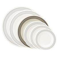 GET WP-9-CA 9 inch Diamond Cambridge Wide Rim Plate - 24/Case