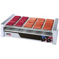 APW Wyott HR-20 Hot Dog Roller Grill 13 inchW - Flat Top 120V