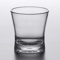 Carlisle 560907 Alibi 9 oz. SAN Plastic Rocks / Old Fashioned Glass - 24/Case