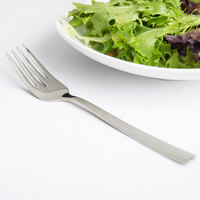 Arcoroc T1829 Vesca 7 inch 18/10 Stainless Steel Extra Heavy Weight Salad Fork by Arc Cardinal - 12/Case