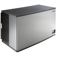 Manitowoc IYT1500A Indigo NXT Series 48 inch Air Cooled Half Size Cube Ice Machine - 208-230V, 3 Phase, 1800 lb.