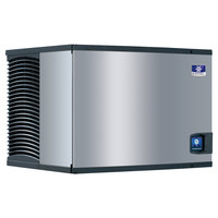 Manitowoc IYT1500W-263 Indigo NXT Series 48 inch Water Cooled Half Size Cube Ice Machine - 208-230V, 3 Phase, 1725 lb.