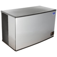 Manitowoc IY-1406W Indigo Series 48 inch Water Cooled Half Size Cube Ice Machine - 208V, 1 Phase, 1643 lb.