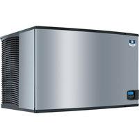 Manitowoc IY-1496N Indigo Series 48 inch Remote Condenser Half Size Cube Ice Machine - 208V, 3 Phase, 1588 lb.