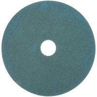 3M 3100 20 inch Aqua Burnishing Floor Pad - 5/Case