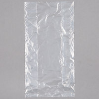 Inteplast Group PB040208 4 inch x 2 inch x 8 inch Plastic Food Bag - 1000/Box
