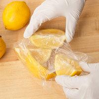 Inteplast Group PB040208 4 inch x 2 inch x 8 inch Plastic Food Bag - 1000/Case