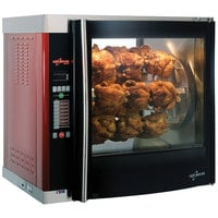 Alto-Shaam AR7E Single Pane Rotisserie Oven with 7 Spits - 208V, 3 Phase