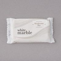 Dial White Marble Deodorant Soap 0.75 oz. - 1000/Case