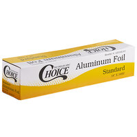 Choice 18 inch x 1000' Food Service Standard Aluminum Foil Roll