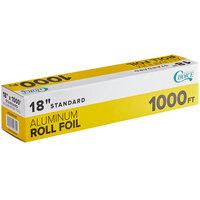 Choice 18 inch x 1000' Food Service Standard Aluminum Foil Roll