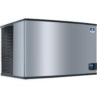 Manitowoc IY-1406W Indigo Series 48 inch Water Cooled Half Size Cube Ice Machine - 1643 lb.