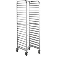 Regency 20 Pan End Load Nesting Bun / Sheet Pan Rack - Welded