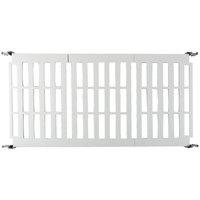 Cambro EMSK1836V1580 Camshelving® Elements 18 inch x 36 inch Vented Shelf Kit for Mobile Units