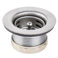 1 1/2 inch Stainless Steel Sink Strainer