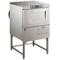 Hobart LXGeR-1 Advansys Energy Recovery High Temperature Glass Washer - 120/208-240V