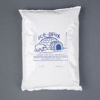 Polar Tech 24 oz. Ice Brix Leakproof Cold Pack - 24 / Case