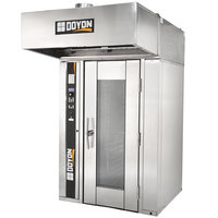 Doyon SRO1G Liquid Propane Single Rotating Rack Bakery Convection Oven - 208V, 3 Phase