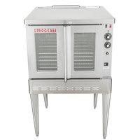 blodgett sho100g liquid propane single deck full size convection oven - Convection Ovens