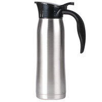 33 oz. Stainless Steel Insulated Slimline Carafe / Server