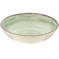 Carlisle 5401946 Mingle 35.5 oz. Jade Melamine Cereal Bowl - 12/Case