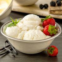 Carlisle 5400446 Mingle 27 oz. Jade Melamine Ice Cream Bowl - 12/Case