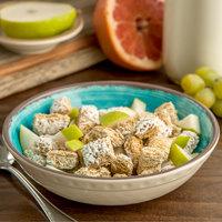 Carlisle 5401915 Mingle 35.5 oz. Aqua Melamine Cereal Bowl - 12/Case