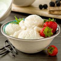 Carlisle 5400415 Mingle 27 oz. Aqua Melamine Ice Cream Bowl - 12/Case