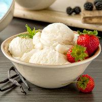 Carlisle 5400417 Mingle 27 oz. Copper Melamine Ice Cream Bowl - 12/Case