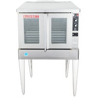 blodgett bdo100e single deck full size electric convection oven 208v - Convection Ovens