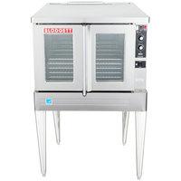 blodgett bdo100e single deck full size electric convection oven 208v - Convection Ovens