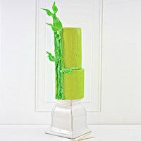 Satin Ice 5 lb. Bright Green Vanilla Rolled Fondant Icing