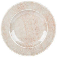 Carlisle 6400270 Grove 9 inch Adobe Round Melamine Salad Plate - 12/Case