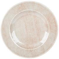 Carlisle 6400170 Grove 11 inch Adobe Round Melamine Plate - 12/Case