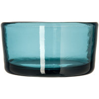 Carlisle MIN544415 Mingle 22 oz. Teal Tritan Plastic Bowl - 12/Case