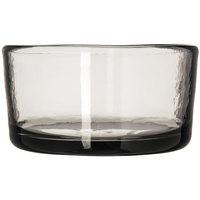 Carlisle MIN544418 Mingle 22 oz. Smoke Tritan Plastic Bowl   - 12/Case