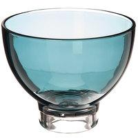 Carlisle EP2015 Epicure Cased 17 oz. Aqua Tritan Plastic Small Bowl - 12/Case