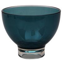 Carlisle EP2015 Epicure Cased 17 oz. Aqua Tritan Plastic Small Bowl - 12 / Case