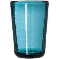 Carlisle MIN544115 Mingle 6 oz. Teal Tritan Plastic Juice Glass - 12/Case