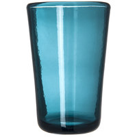 Carlisle MIN544215 Mingle 19 oz. Teal Tritan Plastic High Ball Glass - 12/Case