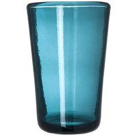 Carlisle MIN544215 Mingle 19 oz. Teal Tritan Plastic High Ball Glass - 12/Case