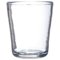 Carlisle MIN544007 Mingle 14 oz. Clear Tritan Plastic Double Old Fashioned Glass - 12/Case