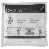 Urnex 15-DEZC24-7 7 oz. Dezcal Coffee Equipment Scale Removing Powder - 24/Case