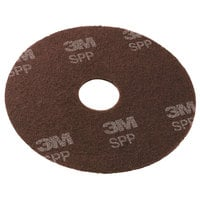 3M SPP18 Scotch-Brite™ 18 inch Surface Preparation Floor Pad - 10/Case