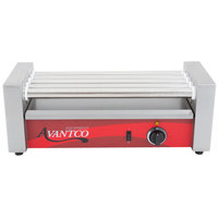 Avantco RG1812 Hot Dog Roller Grill