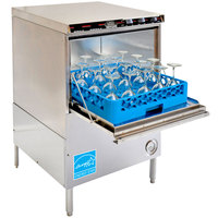 CMA Dishmachines 181GW High Temperature Undercounter Glass Washer - 208-240V