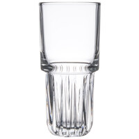Libbey 15765 Everest 12 oz. Tall Stackable Beverage Glass - 12 / Case